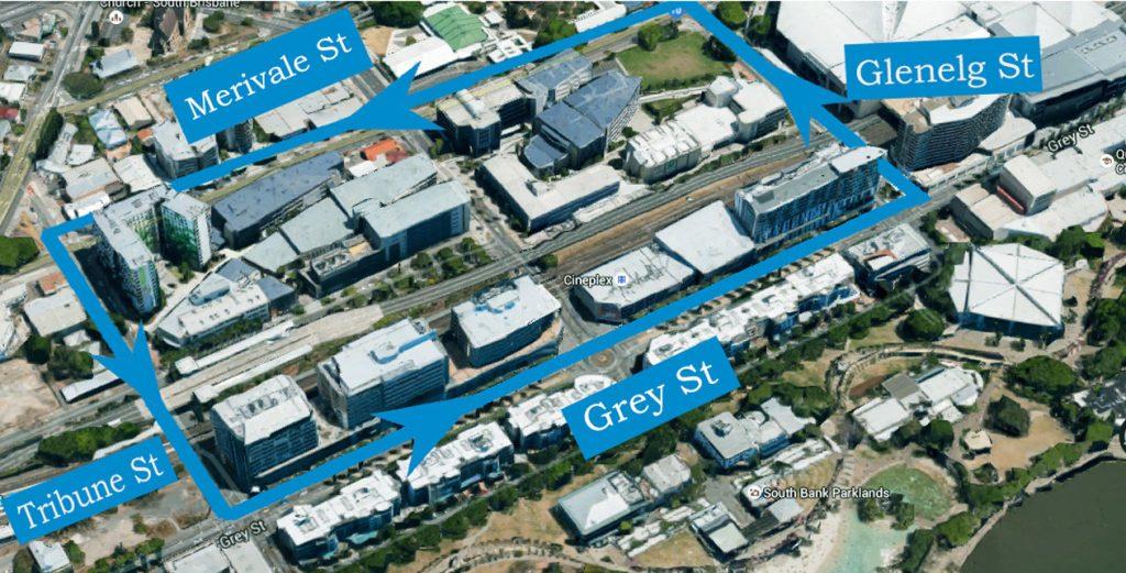 The Brisbane Blast Course